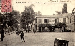 [94] Val De Marne > Saint Maur Des Fosses  Adamville - Saint Maur Des Fosses