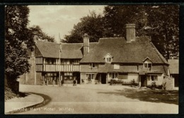 Ref 1296 - Early Postcard - White Hart Hotel - Witley Near Godalming Surrey - Surrey