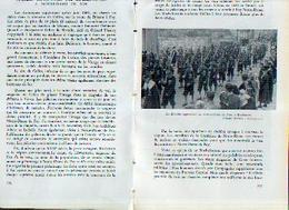 : (ROCHEFORT) «Marche Septennale à Notre-Dame De Foy» -  Article De 4 Et 1/2 Pages Avec 2 Illustrations (1963) - History