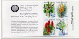 PIA-FIN-1995-20° Congresso Mondiale Dell'Unione Intern. Della Organizzazioni Di Ricerche Forestali     - (Yv C 1271) - Vegetazione