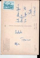 U4485 Postcard: BUDAPEST, Buda, Zsigmond Kori Deli Nagy Rondella + NICE STAMP, BOLLO AFFRANCATO - Ungheria