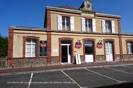 Barneville-Carteret (50)- Ancienne Gare De Carteret (Edition à Tirage Limité) - Barneville