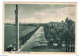 TRIPOLI:  LUNGOMARE  CONTE  VOLPI  -  FG - Libia