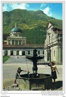 SANTUARIO  D' OROPA (BI):  LE  DUE  BASILICHE  E  IL  BOURNEL  -  FG - Chiese E Conventi