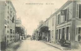 HENRICHEMONT - Rue De Sully.(carte Vendue En L'état). - Henrichemont