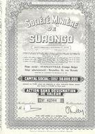 Soc. Minière De Surongo - Africa