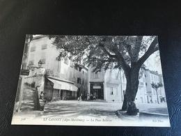 306 - LE CANNET La Place Bellevue - Le Cannet