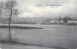 Andenne NA19: L'Ile Et Panorama De Seilles 1911 - Andenne
