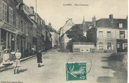 DPT  28 Illiers Place Lemoine TBE 1910 - Illiers-Combray