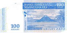 100 Ariary Madagaskar 2004 UNC - Madagaskar