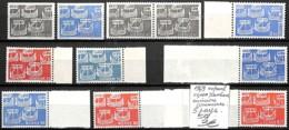 D - [832674]TB//**/Mnh-Danemark 1969 - Emissions Communes, 5 Pays, Série Complète - Danemark