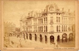 Rotterdam, Jager, Plan C, Kolkkade, Paardetram - Oud (voor 1900)