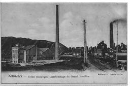 Paturages Usine Electrique Charbonnage Du Grand Bouillon - Colfontaine