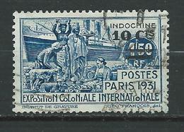INDOCHINE 1931 . N° 149 . Oblitéré . - Oblitérés