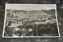 6324     ST. GALLEN MIT SCHEFFELSTEIN - SG St. Gall
