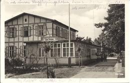 """Zempin Auf Usendorn FDGB -Heim """"Frieden"""" Gelaufen Laufen 12-06-1961 - Zinnowitz"""