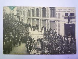 GP 2019 - 1490  SAINT-JEAN-de-LUZ  :  L'Epiphanie  -  Procession Des Rois Mages   1910   XXX - Saint Jean De Luz
