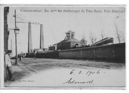 Chatelineau Charbonnage Du Trieu Kaisin - Châtelet