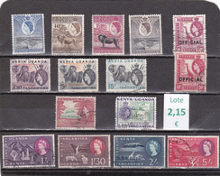 Tanzania  Tanganyika  Zanzibar  -  Lote  15  Sellos Diferentes  - 6/3355 - Tanzania (1964-...)
