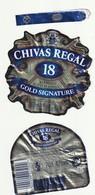 Chivas Regal 18 Gold Signature - Whisky