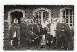 Klas 35 Kamp Beverlo;met Soldaat(en) UitTemse? Te Identificeren;uit Album Met Foto's Van Temse - Personnages
