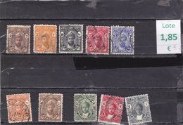 Tanzania    Zanzibar  -  Lote  10  Sellos Diferentes  - 6/3364 - Tanzania (1964-...)
