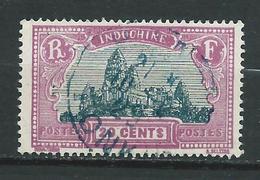 INDOCHINE 1927 . N° 140 . Oblitéré . - Used Stamps