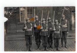 Soldaten 1938 Te Identificeren Temse?(uit Album Met Foto's V Temse) Staat Zie Scan - Personnages