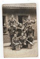 Soldaten Uit Temse In Beverlo? Te Identificeren (uit Album Met Foto's V Temse) - Personnages