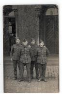 Soldaten Uit Temse? Te Identificeren (uit Album Met Foto's V Temse) - Personnages