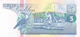 5 Gulden Suriname 1998 UNC - Suriname
