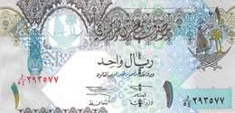1 Riyal 2008 Qatar  UNC - Qatar