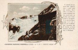 Macugnaga - Monte Rosa - Capanna Damiano Marinelli - Fp Nv - Verbania