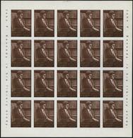 Aden - Mahra State: 1967/1968, Mahra/Seiyun/Hadhramaut, U/m Collection Of Complete Sheets In Three B - Aden (1854-1963)