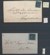 Argentinien - Provinzen: Corrientes: 1856-80, Collection Of Corrientes (Argentina) In One Stockbook, - Corrientes (1856-1880)