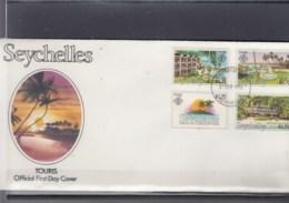 Seychellen Michel Cat.No.   FDC 511/518 - Seychelles (1976-...)
