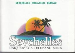 Seychellen Michel Cat.No.    Mnh/** 511/518 Folder - Seychelles (1976-...)