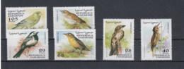 Republica Saharaui Michel Cat.No.  Mnh/** Set Birds - Sellos