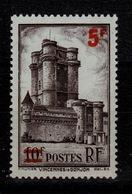 YV 491 N** Cote 2,30 Euros - Frankreich