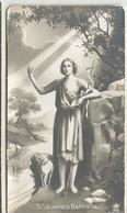 SANTINO SERIE NB 916 -S.GIOVANNI BATTISTA - Devotion Images