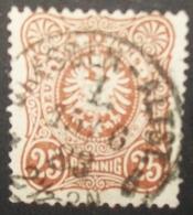 N°238 TIMBRE DEUTSCHES REICH OBLITERE - Allemagne