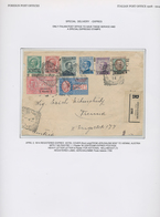 """Holyland: 1655-1917, """"JERUSALEM OF GOLD"""" Exhibition Collection On 128 Leaves Starting With Francisca - Palästina"""