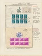 Indien - Indische Polizeitruppen: 1954-68 VIETNAM: Specialized Collection Of 34 Covers Plus Stamps ( - Militärpostmarken
