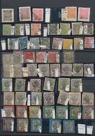 Iran: 1875/1976 (ca.), Comprehensive Mint And Used Collection In A Thick Stockbook, Well Sorted Thro - Iran