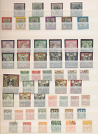Iran: 1876/1950, Substantial Collection In A Stockbook With Many Complete Sets Beginning With The Sh - Iran