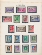Iran: 1939/1970, Collection In An Iranian Apadana Hingeless Text Form Book, Obviously Complete. Some - Iran