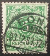N°242 TIMBRE DEUTSCHES REICH OBLITERE - Allemagne