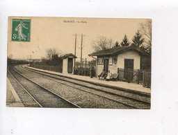 SILMONT    La Halte - France