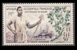 1943Afrique Occidentale Francaise209Ships - Ships