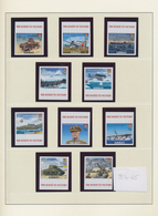 Kiribati (Gilbert-Inseln): 2002/2009: A Collection That Is Rarely On Offer In This Form. Here You Wi - Kiribati (1979-...)
